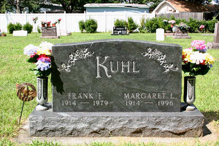 KUHL, MARGARET - Franklin County, Iowa | MARGARET KUHL