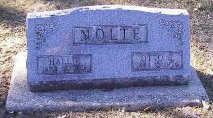 NOLTE, MARY HARRIET