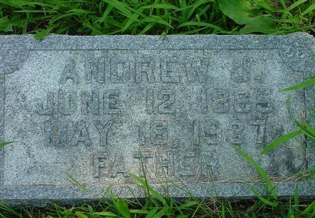 OLESON, ANDREW J. - Franklin County, Iowa | ANDREW J. OLESON