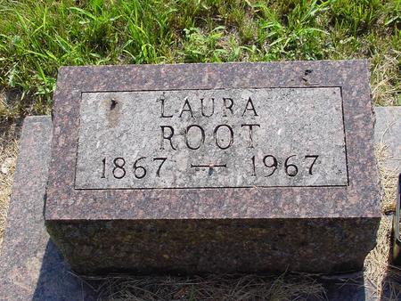 ROOT, LAURA - Franklin County, Iowa | LAURA ROOT