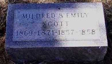 SCOTT, MILDRED - Franklin County, Iowa | MILDRED SCOTT