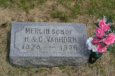 VAN HORN, MERLIN - Franklin County, Iowa | MERLIN VAN HORN