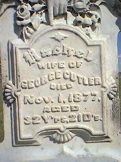 CUTLER, RACHEL - Fremont County, Iowa | RACHEL CUTLER