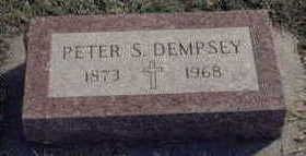 DEMPSEY, PETER - Fremont County, Iowa | PETER DEMPSEY