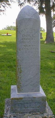 DOLL, FRANKLIN A. - Fremont County, Iowa   FRANKLIN A. DOLL