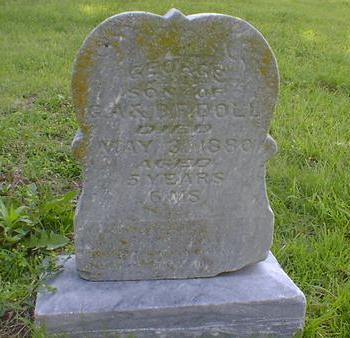 DOLL, GEORGE - Fremont County, Iowa   GEORGE DOLL