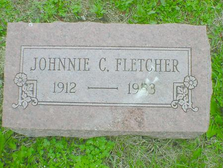 FLETCHER, JOHNNIE C. - Fremont County, Iowa | JOHNNIE C. FLETCHER