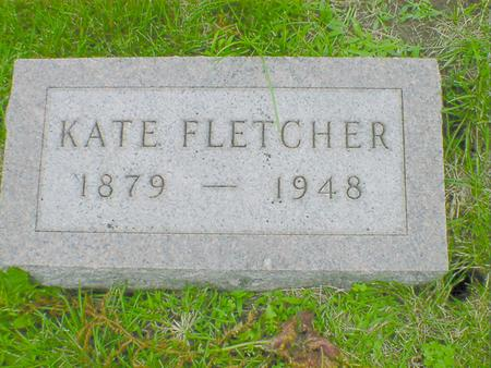 FLETCHER, KATE - Fremont County, Iowa | KATE FLETCHER