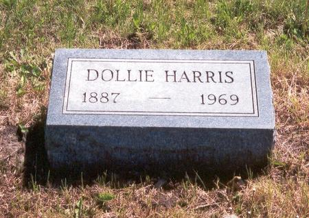 HARRIS, DOLLIE - Fremont County, Iowa | DOLLIE HARRIS