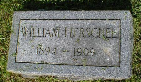 HERSCHEL, WILLIAM - Fremont County, Iowa | WILLIAM HERSCHEL