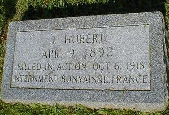 HUBERT, J. - Fremont County, Iowa | J. HUBERT