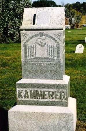 KAMMERER, JOHN - Fremont County, Iowa | JOHN KAMMERER