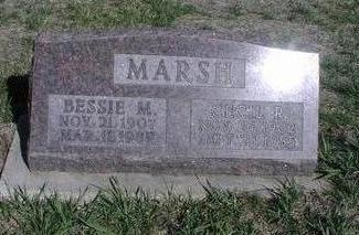MARSH, CECIL - Fremont County, Iowa | CECIL MARSH