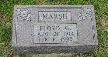 MARSH, FLOYD G. - Fremont County, Iowa   FLOYD G. MARSH