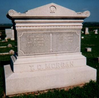 MORGAN, THOMAS O. - Fremont County, Iowa | THOMAS O. MORGAN
