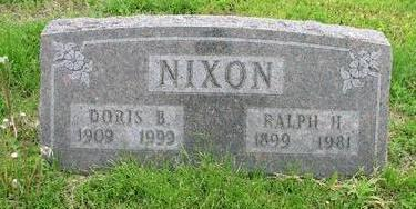 NIXON, DORIS - Fremont County, Iowa | DORIS NIXON