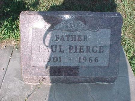 PIERCE, PAUL - Fremont County, Iowa | PAUL PIERCE