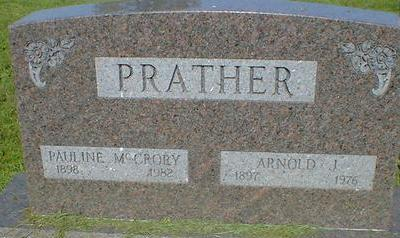 PRATHER, PAULINE - Fremont County, Iowa | PAULINE PRATHER
