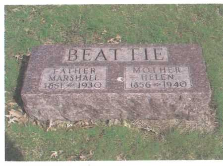 BEATTIE, MARSHALL - Greene County, Iowa | MARSHALL BEATTIE