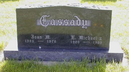 CASSADY, EDWARD - Greene County, Iowa | EDWARD CASSADY