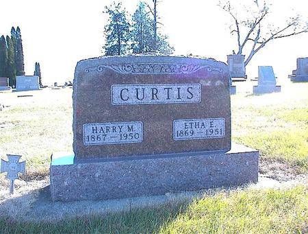 CURTIS, ETHA E - Greene County, Iowa | ETHA E CURTIS