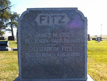 FITZ, JAMES M - Greene County, Iowa | JAMES M FITZ