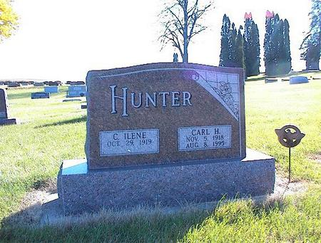HUNTER, CARL H - Greene County, Iowa | CARL H HUNTER
