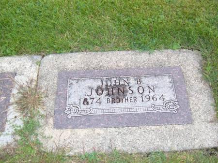JOHNSON, JOHN B. - Greene County, Iowa | JOHN B. JOHNSON