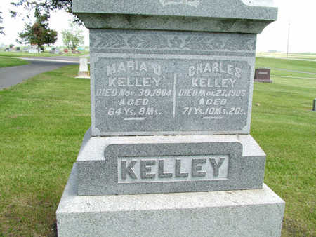 KELLEY, MARIA J. - Greene County, Iowa | MARIA J. KELLEY