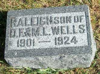 WELLS, RALEIGH - Greene County, Iowa | RALEIGH WELLS