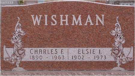 WISHMAN, ELSIE - Greene County, Iowa | ELSIE WISHMAN