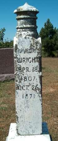 WRIGHT, CLAYBORNE - Greene County, Iowa | CLAYBORNE WRIGHT
