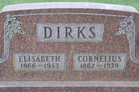 DIRKS, ELISABETH - Grundy County, Iowa | ELISABETH DIRKS
