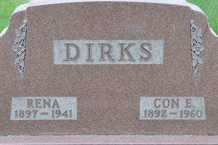 DIRKS, RENA - Grundy County, Iowa | RENA DIRKS
