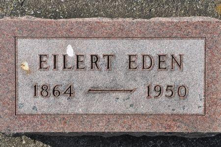 EDEN, EILERT - Grundy County, Iowa | EILERT EDEN