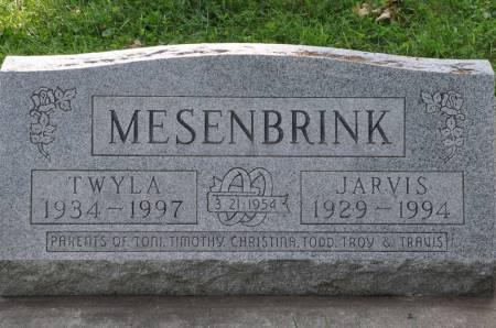 MESENBRINK, JARVIS - Grundy County, Iowa | JARVIS MESENBRINK