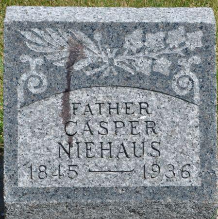 NIEHAUS, CASPER - Grundy County, Iowa | CASPER NIEHAUS