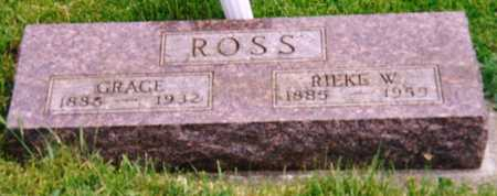 ROSS, RIEKE W. - Grundy County, Iowa | RIEKE W. ROSS