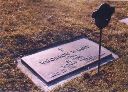 SAINT, WOODROW W. - Grundy County, Iowa | WOODROW W. SAINT