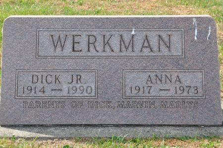 WERKMAN, DICK JR. - Grundy County, Iowa | DICK JR. WERKMAN