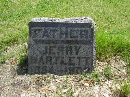 BARTLETT, JEREMIAH (JERRY) - Guthrie County, Iowa | JEREMIAH (JERRY) BARTLETT
