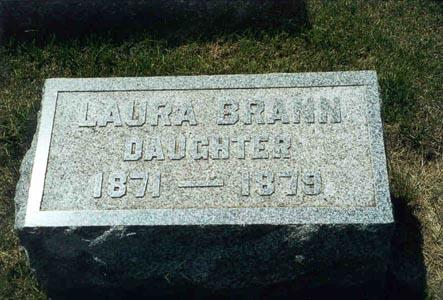 BRANN, LAURA - Guthrie County, Iowa | LAURA BRANN