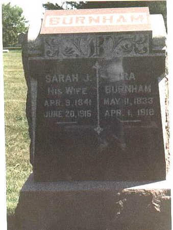 BURNHAM, IRA - Guthrie County, Iowa | IRA BURNHAM
