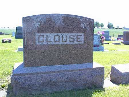 CLOUSE, WILLIAM & MARY - Guthrie County, Iowa | WILLIAM & MARY CLOUSE