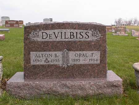 DEVILBISS, ALTON B - Guthrie County, Iowa | ALTON B DEVILBISS