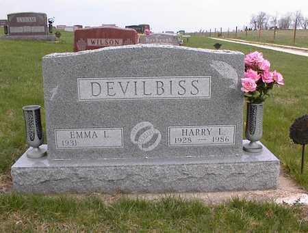 DEVILBISS, HARRY L - Guthrie County, Iowa | HARRY L DEVILBISS