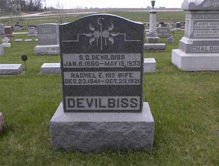 DEVILBISS, S.C. - Guthrie County, Iowa | S.C. DEVILBISS