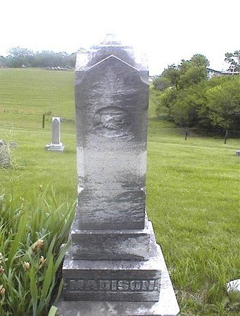 MADISON, JOHN Q. - Guthrie County, Iowa | JOHN Q. MADISON