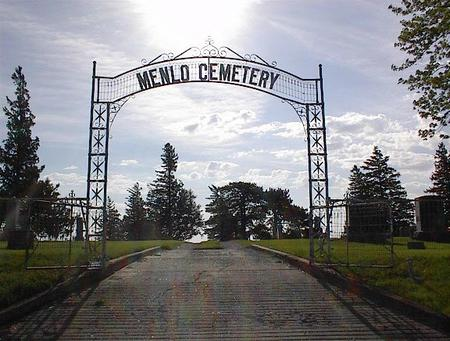 MENLO, CEMETERY - Guthrie County, Iowa | CEMETERY MENLO 