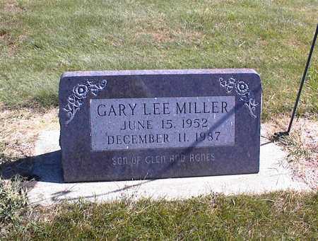 MILLER, GARY LEE - Guthrie County, Iowa | GARY LEE MILLER
